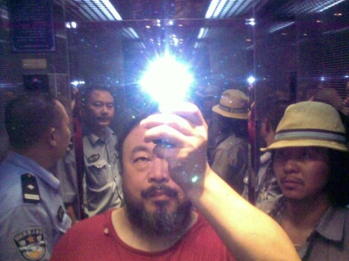 "flataffect:  Above: Ai Weiwei, being arrested in Sichuan, China, August 2009. China's best-known artist Ai Weiwei has been detained at Beijing airport this morning and police have surrounded his studio in the capital. His detention comes amid a wider crackdown on activists and dissidents, which human rights campaigners describe as the worst in over a decade. ""For an intellectual thirsty for freedom in a dictatorial country, prison is the very first threshold. Now I have stepped over the threshold, and freedom is near:"" Liu Xiaobo, Nobel Peace Prize Winner, Imprisoned for inciting subversion of state power. Below, Ai Weiwei tells the forbidden city to fuck off, and, by extension, those in power who defend the trampling of human rights with phrases such as ""Asian values"".    køkkenkonsulent - køkkenkonsulent job grønlan brønum - job grønlan brønum job sog - job sog"