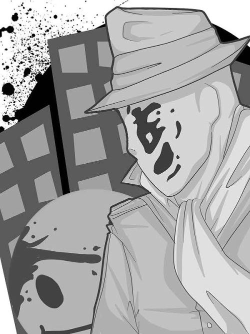 """Have a Rorschach."" by hallugenic"