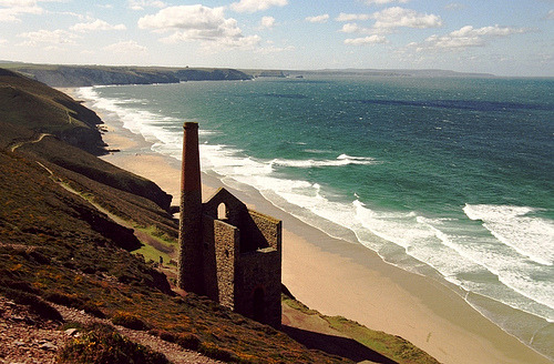 Wheal Coates, England, UK (by Eastern Traveller)