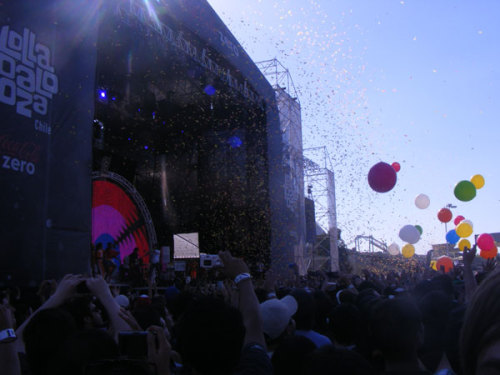 Flaming Lips, Lollapalooza Chile  Domingo 3 de abril, 2011 http://www.supernovarock.cl