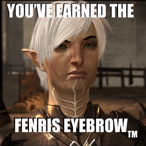 dragon age 2 fenris. Tagged: dragon age 2, .