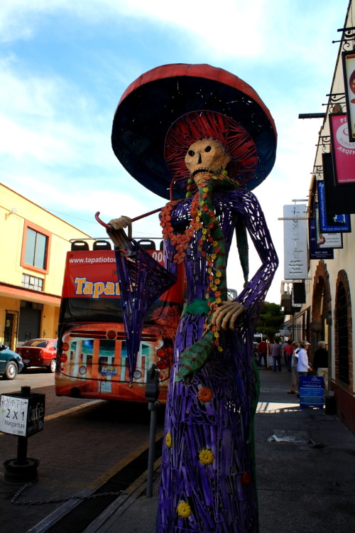 Daily Photo  Catrina Tlaquepaque, Jalisco  Welcome to Tlaquepaque!