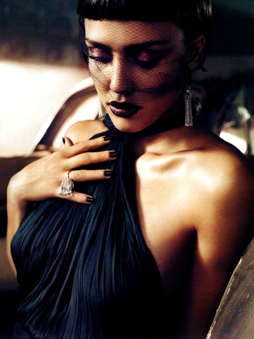 Yes, please, God….. bohemea:  Jessica Alba - Vogue Italia by Steven Meisel, April 2011