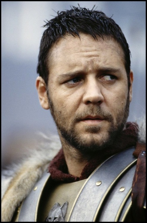 one of my favourite actor & character — Maximus Decimus Meridius