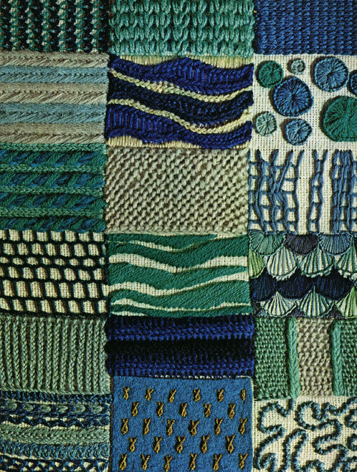 erica wilson stitch samplers, 1973  so beautiful