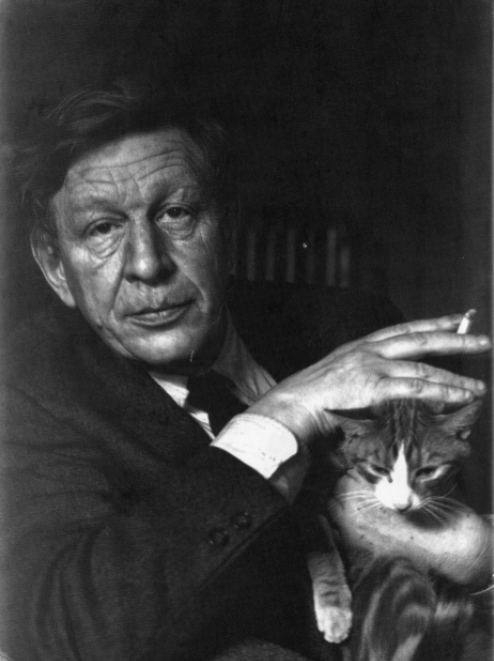 W.H. Auden and his kitty would let you know (if they could).