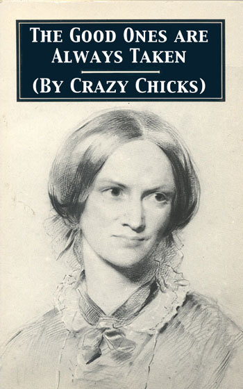 betterbooktitles:  Charlotte Brontë: Jane Eyre
