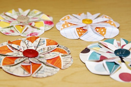 Paper Flower
