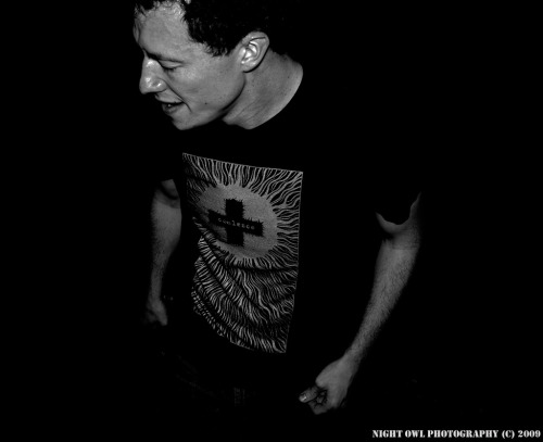 somewhat-damaged:  Jeremy Bolm of Touche Amore.