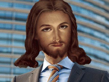 I don't care if it rains or freezes, long as I've got my corporate Jesus… MJ's Josh Harkinson details the religious right's anti-union crusade, in Wisconsin and beyond. Turns out this Jewish carpenter probably wasn't a member of his local guild.