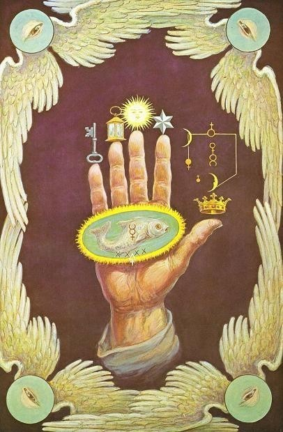 The Hand Of The Mysteries