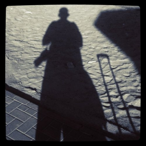 A traveler (Taken with Instagram at Dubai)