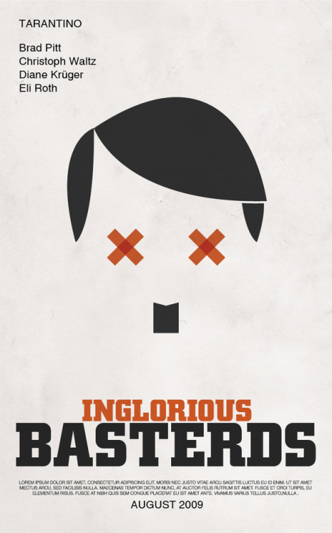 Inglourious Basterds by Ivan Neto langstonrox's request