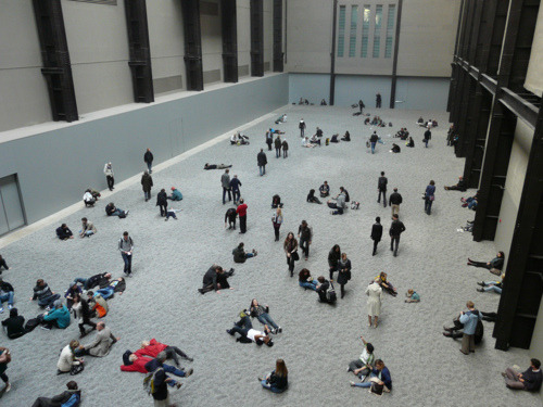 China best-known artist Ai Weiwei is missing - Sunflower Seeds Tate Modern