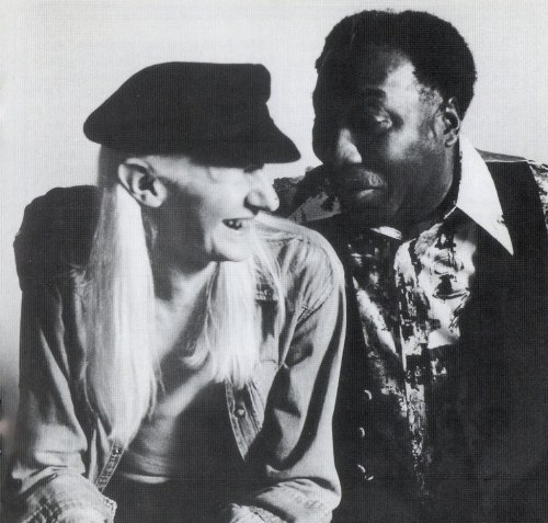 Johnny Winter and Muddy Waters