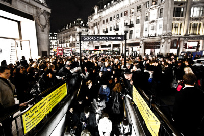 Oxford Circus by Siddharth Khajuria