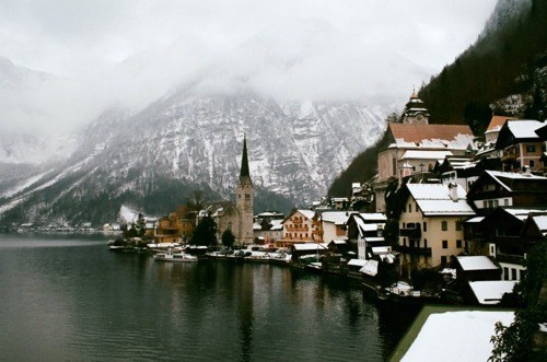 Hallstatt, Austria (submitted by pippipcheeriotaaraa)