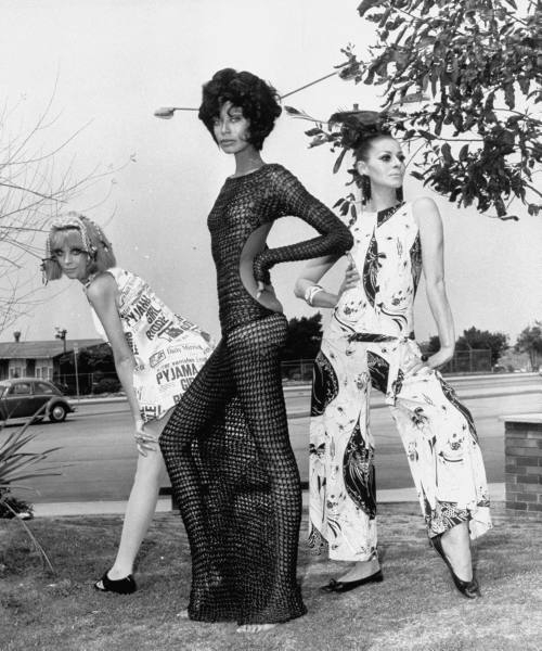 Latest Obsession Donyale Luna 1967 Reblogged from fuckyeah60sfashion