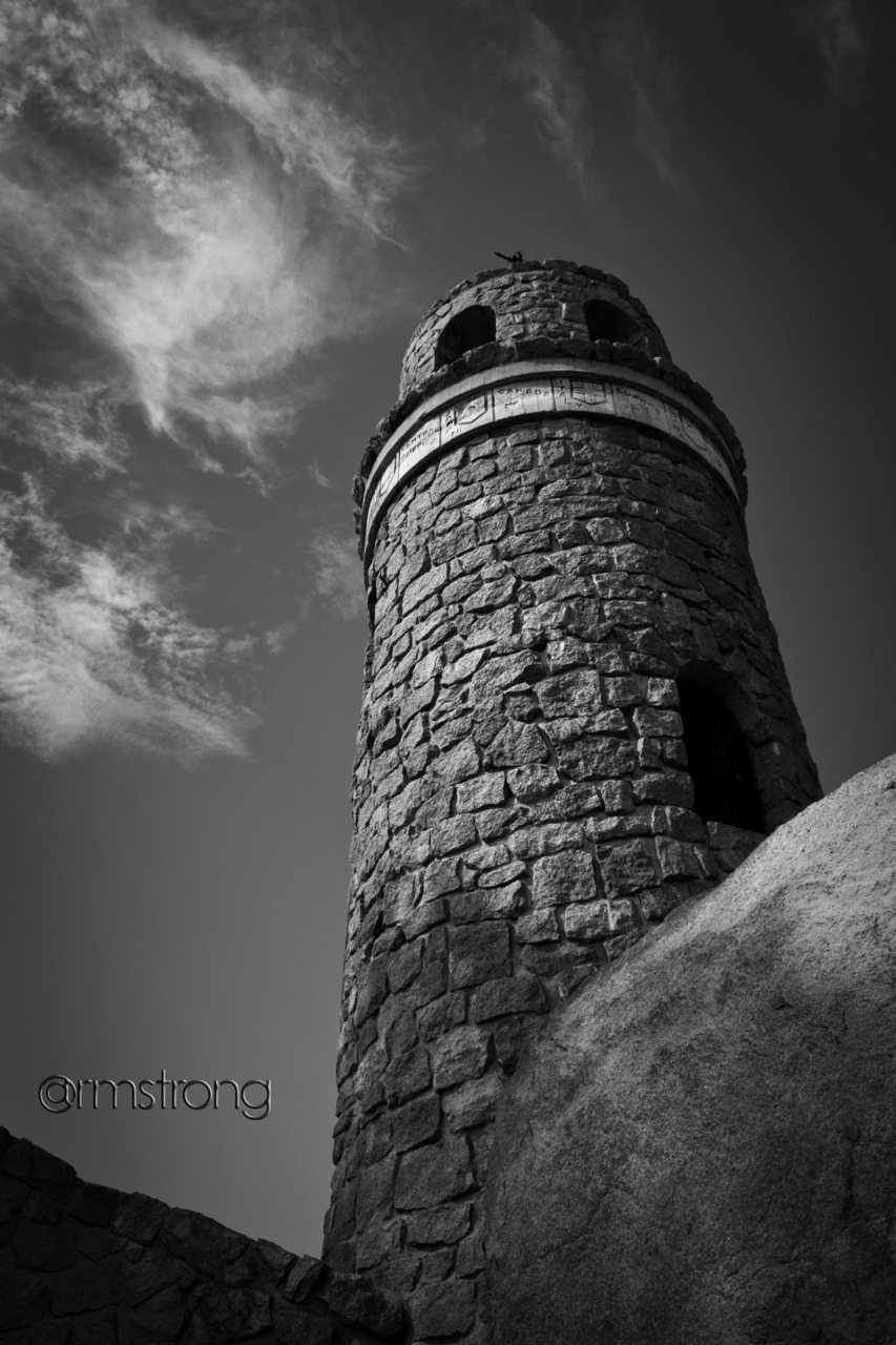 Tower on Mount Rubidoux