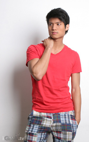 Mikael Daez for iGMA.tv Photo by Mitch Mauricio Makeup by me.