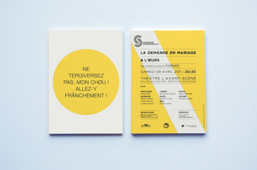 Nice print work by MW http://studio-mw.fr (via beautifulanduseful)