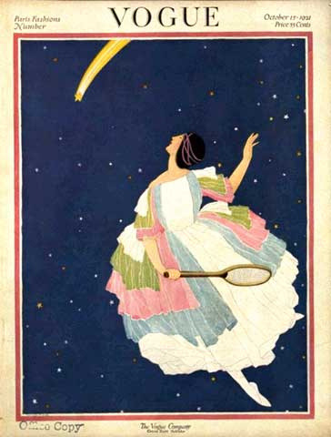 hoodoothatvoodoo:  1920s Vogue Illustration