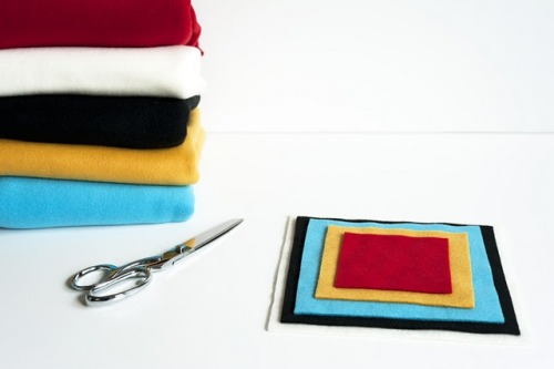 (via Made by Joel: Fleece Play Squares for Babies)
