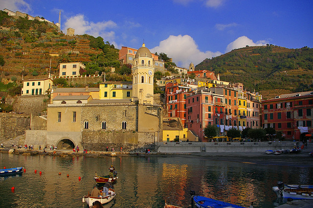 Vernazza by albireo2006 on Flickr.