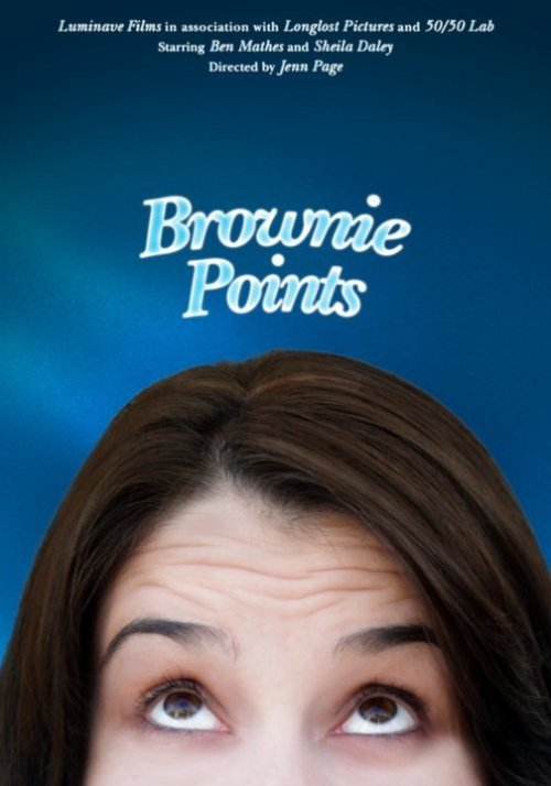 "Tonight is the premiere of our short film Brownie Points. It stars the very beautiful and hilarious Sheila Daley and the wonderfully handsome and hysterical, Ben Mathes. It was directed by the fabulous Jenn Page of Luminave Films and shot & edited by yours truly, with the very talented Jason Dubin providing the special FX. The whole team of people behind this film made this one of our favorite projects to work on to date. This was one of the first films we shot on our Canon T2i and we used a Canon 24-70mm for most of the scenes with an appearance by the nifty fifty 1.8 for a few low light shots, as we shot mostly with available lighting. I'm also very excited to meet one of the screenwriters, Matthew W. Bertsch,  who flew in all the way from Bedford, New Hampshire!  ""Brownie Points"" is a romantic comedy with a lot of heart.  ""On their anniversary all Jake wants is to give his wife Sandy the most romantic day ever. However, when he can suddenly see her happiness meter, pleasing her might be harder than it seems."" I can't wait to see more great things come from this team! Not to mention, not wanting to wait to work on the next project with them! So tonight at 7:30 at the Raleigh Theatre in Hollywood, we'll see it, for the first time unveiled on the big screen. I'm so nervous I might throw up on myself. We're sold out so just a warning, don't sit in front of the girl with the blue polka dot dress. See everyone there!!!!"