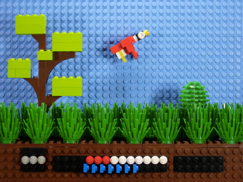Duck Hunt (NES) - by Skinny Coder  Website || Flickr  Check out more Lego'd retro gaming scenes. Via:(itlego)