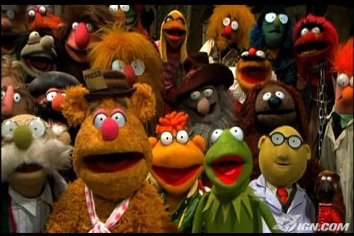 jefferyself:  happy stuff.    The Muppet Show is watching you