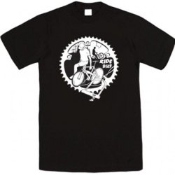 RIDE BIKE T - Shirt Print