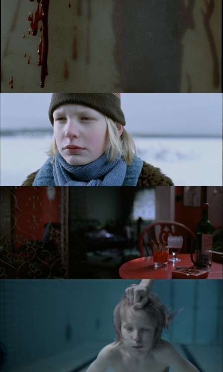 Låt den rätte komma in (Let the Right One In), 2008 (dir. Tomas Alfredson) By acphillips