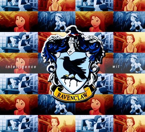 """Or yet in wise old Ravenclaw,If you've a ready mind,Where those of wit and learning,Will always find their kind."""