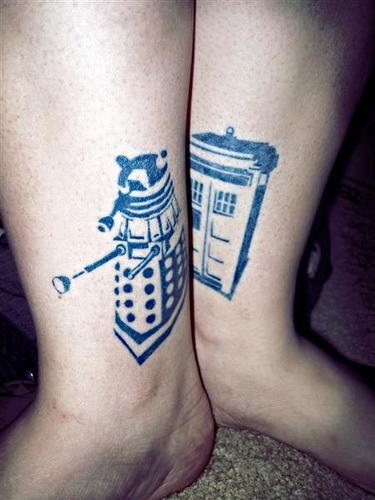 malloryavenue:  Jealous.  especially the tardis one! yum!