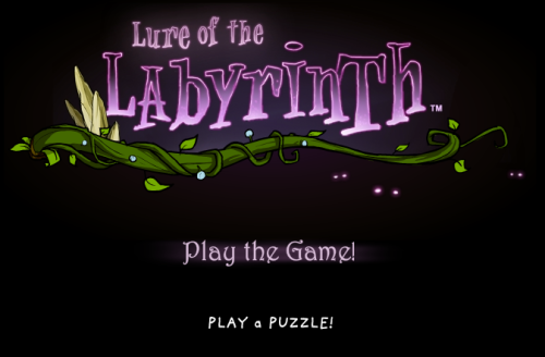"""Lure of the Labyrinth is a digital game for middle-school pre-algebra students. It includes a wealth of intriguing math-based puzzles wrapped into an exciting narrative game in which students work to find their lost pet - and save the world from monsters! Linked to both national and state mathematics standards, the game gives students a chance to actually think like mathematicians.""      There is a wealth of information for teachers as well as resources you will need to use the game in your classroom. Students need to register to play the game but do not have to provide an email address."