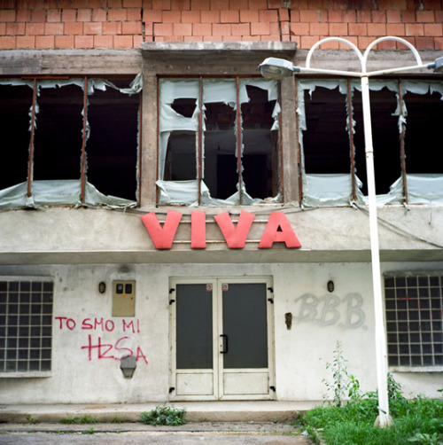Viva, What's Left, Bosnia.