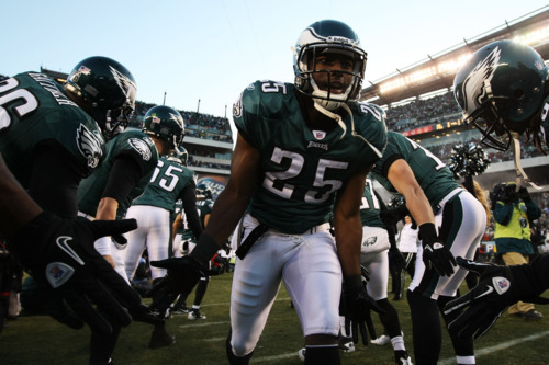 LeSean McCoy Eagles Running Backs 2011 Offseason