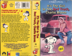A Peanuts Special - It's the Girl in the Red Truck, Charlie Brown
