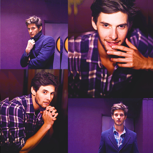 myrustyhalo:  Ben Barnes | Scotsman Magazine UK (April 2011)