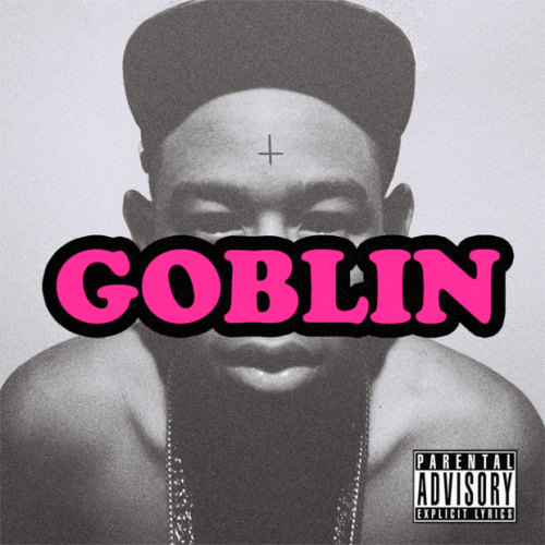 "askmeaboutmymusic:  Tyler the Creator's ""Goblin"" album cover, set to be released May 10. Be on the look out for track list and singles soon!! Pre-order it HERE   askmeaboutmymusic"