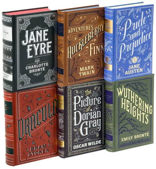 iheartclassics:  Well, aren't these the prettiest books you ever did see! ^_^