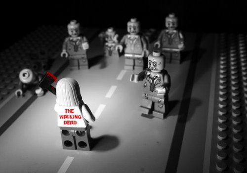 The Walking (lego)Dead