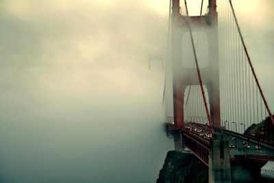 Golden Gate Bridge, San Francisco by http://brittanyirvinephotography.blogspot.com/