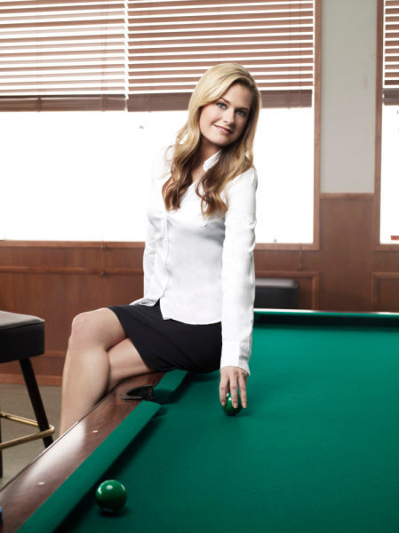 Maggie Lawson is the most beautiful woman I have ever seen. :)