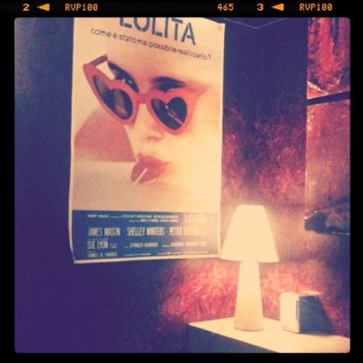 Lolita (Taken with instagram)