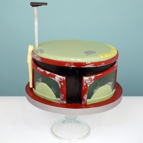 laughingsquid:  Charm City Cakes' Geeky Cakes for Two