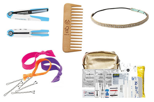Beauty Survival Kit: 5 Items You Need for Hair Emergencies while at the Office!