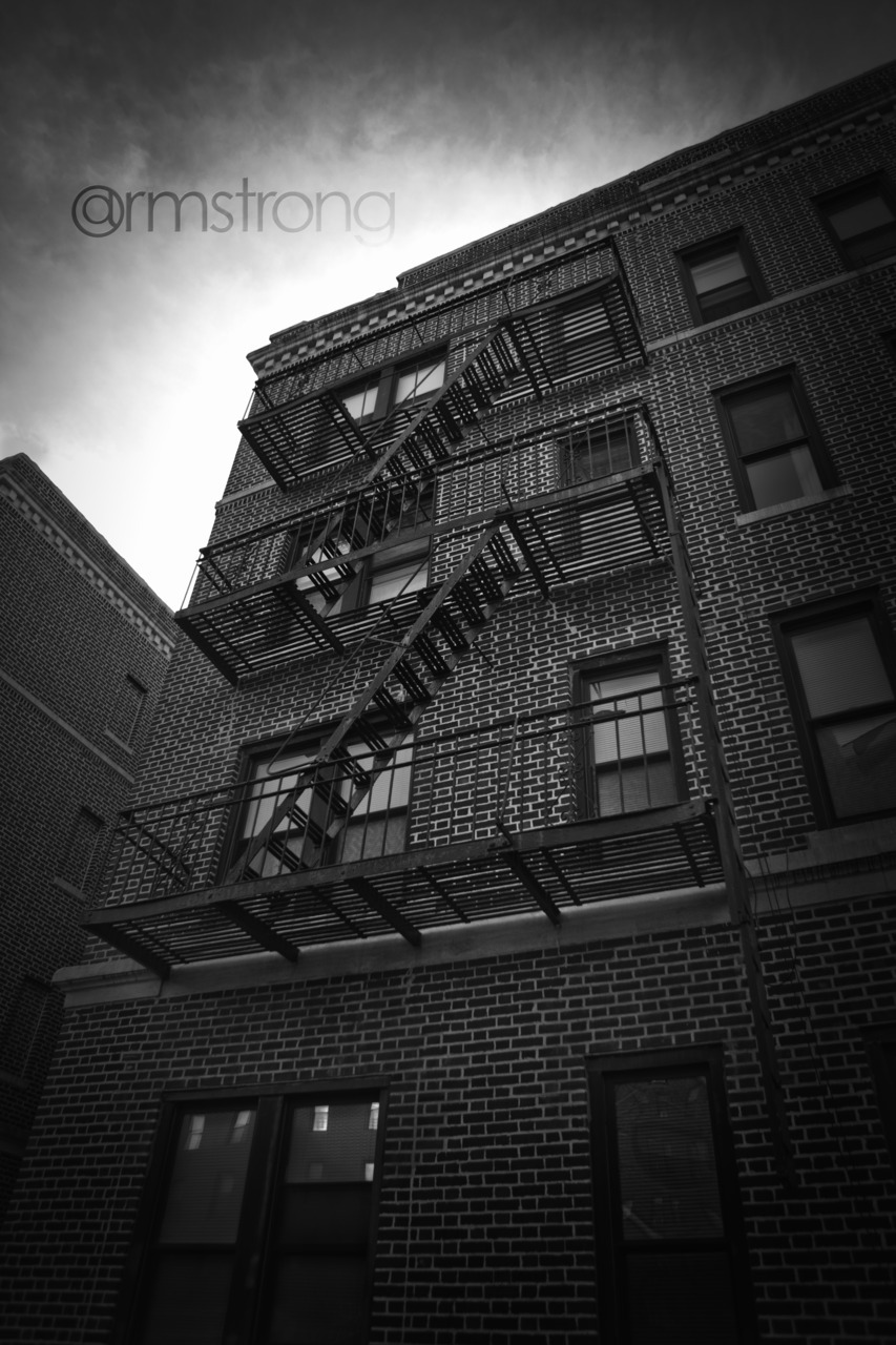 Fire Escape, NY