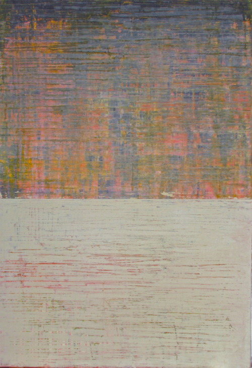 glovaskicom:  Landscape #67, acrylic on canvas, Doug Glovaski 2009